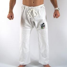 Pantalon JJB Doguera Arte Suave Blanc