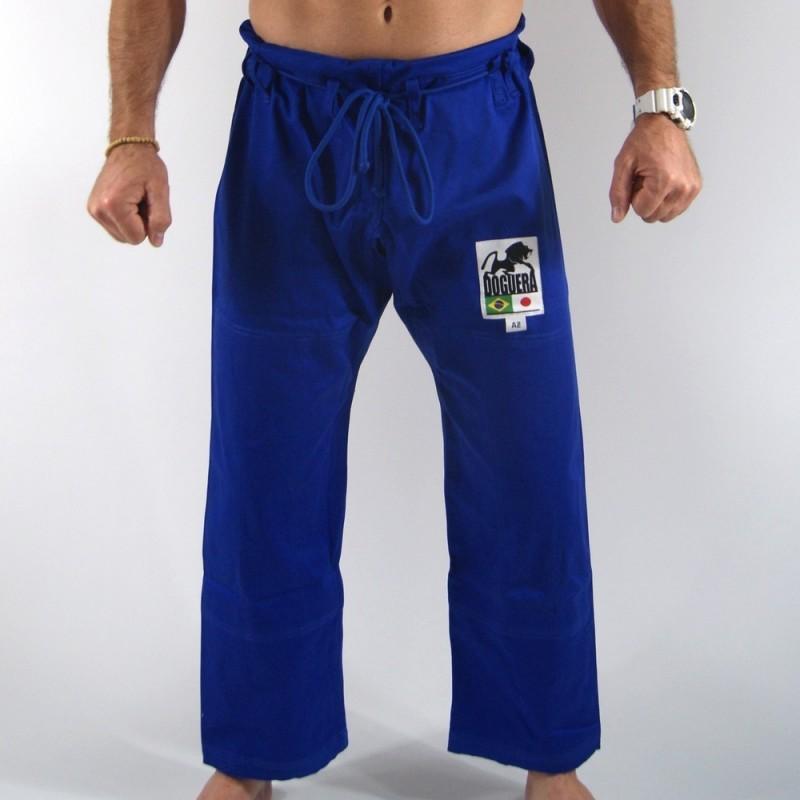 Pantalon de JJB Doguera Arte Suave Bleu