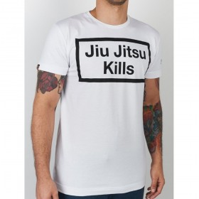 T-SHIRT MANTO KILLS NOIR