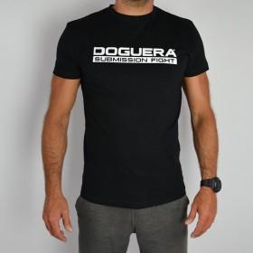 T-shirt de JJB Doguera Submission Fight Noir