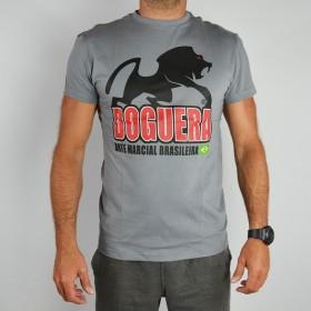 T-Shirt Doguera Arte Martial Brasileira Gris