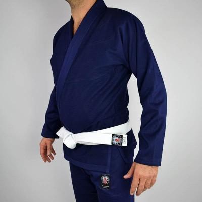 Kimono de JJB 4LEAF CLOVER Classic V2 Navy