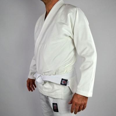Kimono de JJB 4LEAF CLOVER Classic V2 Blanc