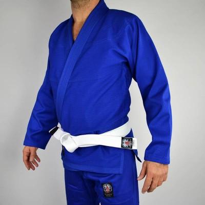Kimono de JJB 4LEAF CLOVER Classic V2 Bleu