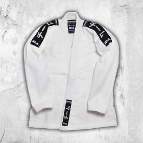 Kimono de JJB ATHL. Still Blanc