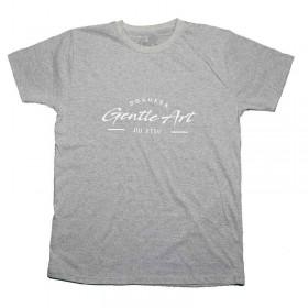 T-Shirt JJB Doguera Gentle Art Gris
