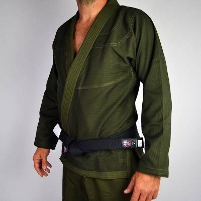 Kimono de JJB 4LEAF CLOVER Classic V2 Vert
