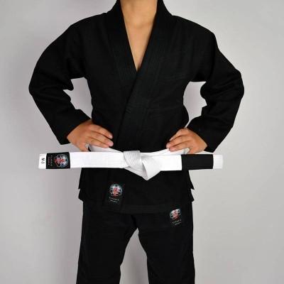 Kimono de JJB 4Leaf Clover Classic V2 Noir