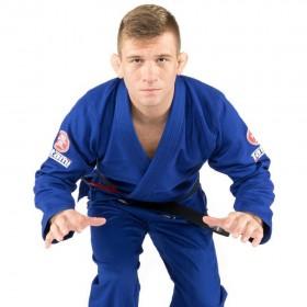 Kimono Jiu Jitsu Minimo V2 Bleu