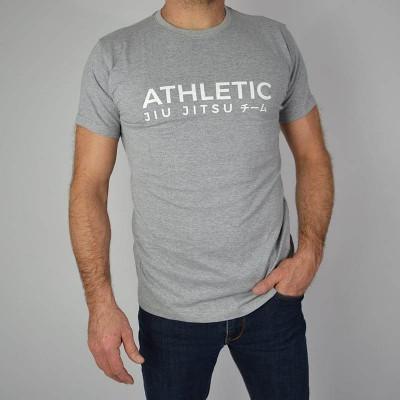 Tee Shirt de JJB ATHL. Jiu Jitsu Gris