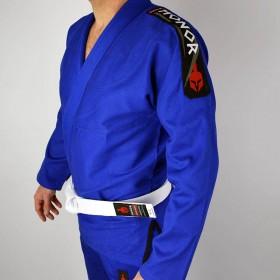 Kimono Jiu Jitsu Honor Spartiate Bleu