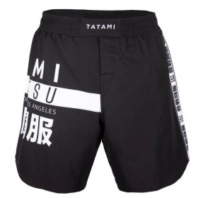 SHORT JJB TFW WORLDWIDE BLACK
