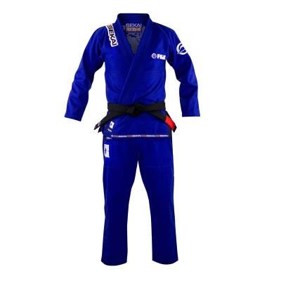 Kimono de  JJB Fuji Sekai 2.0 Bleu